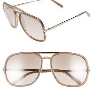 CHLOÉ Navigator Sunglasses